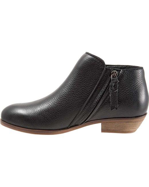 545ba5c8785bac ... Softwalk® - Black Rocklin Boot - Lyst ...