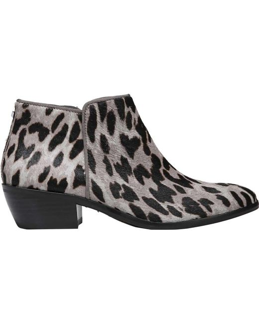 bd2450b4d0a617 Lyst - Sam Edelman Petty Ankle Boot in Gray - Save 30%