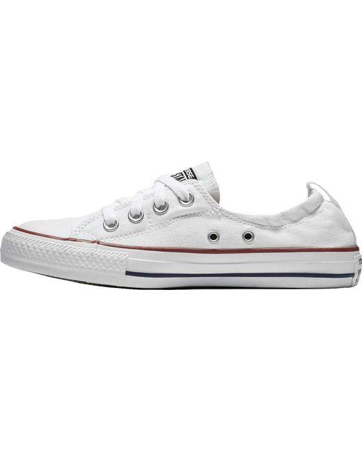 12649332257 ... Converse - White Chuck Taylor All Star Shoreline Sneaker - Lyst ...