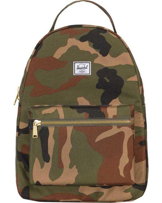 Herschel Supply Co. - Green Nova Mid-volume Backpack for Men - Lyst ... 1d9de977bd736