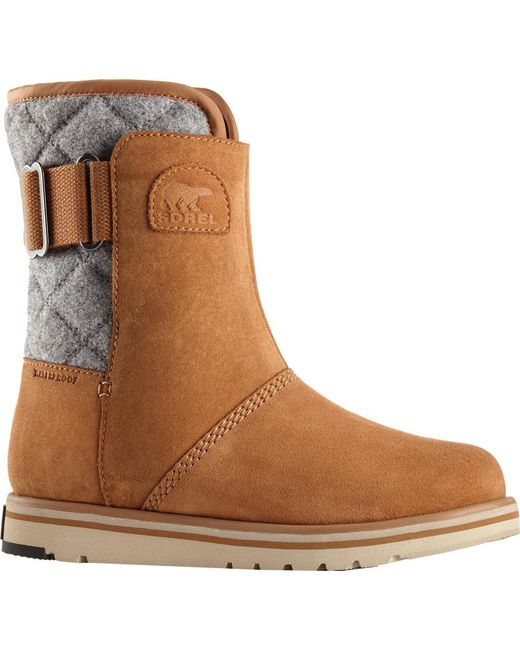 Sorel RYLEE - Winter boots - brown qlbJkDy9v