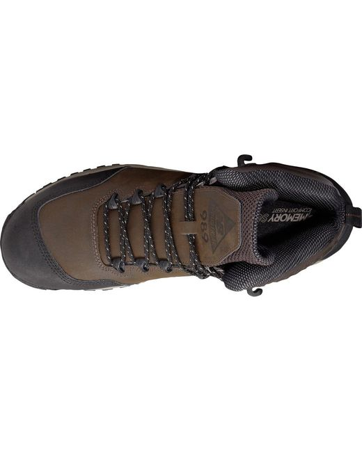 03dd09a979 ... New Balance - Brown 989v1 Composite Toe Work Boot for Men - Lyst ...
