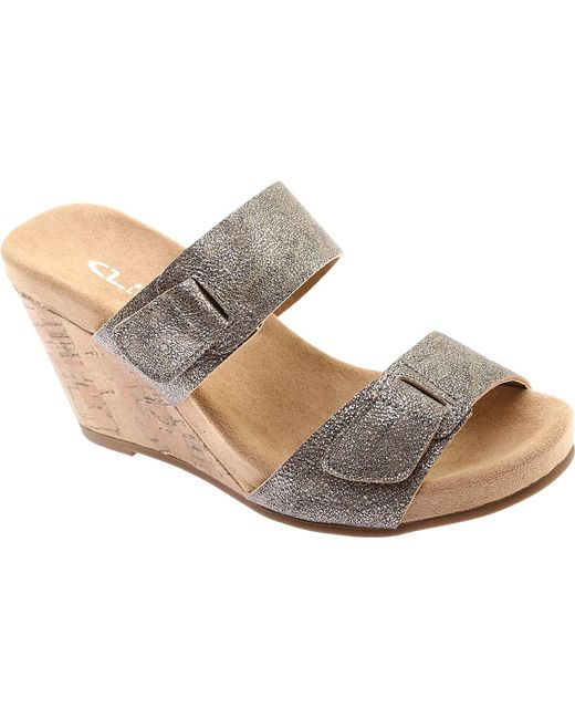 Chinese Laundry CL Team Player Wedge Sandal (Women's) z77GtL4