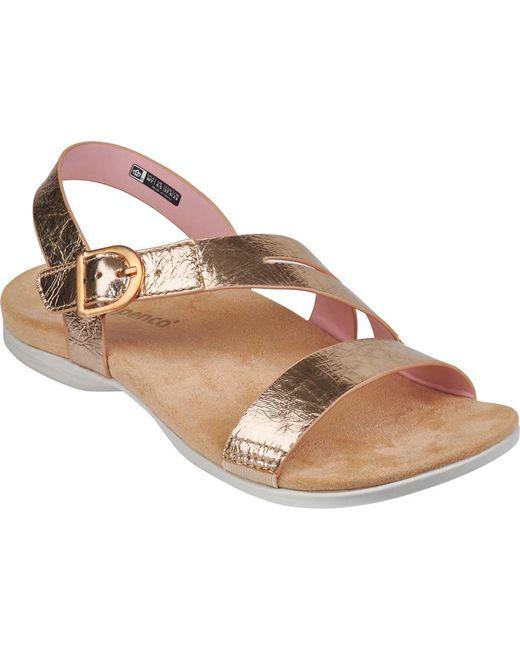 Spenco - Multicolor Roxbury Strappy Sandal - Lyst