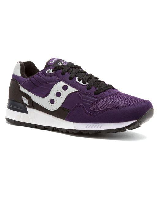 Saucony | Purple Shadow 5000 for Men | Lyst