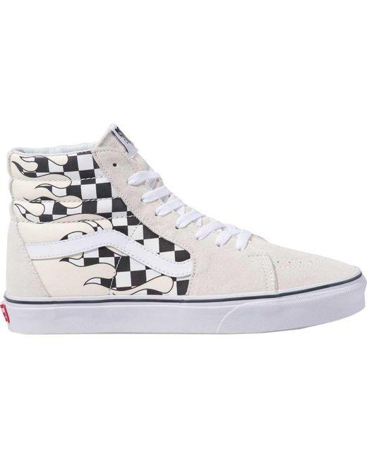 Vans - Multicolor Sk8-hi Top Sneaker for Men - Lyst ... adaa35aea