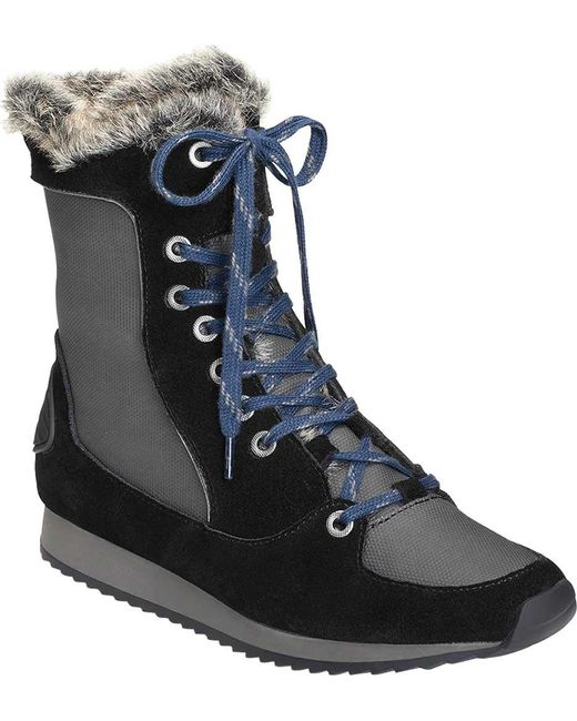 Aerosoles - Black Timespan Hiker Boot - Lyst