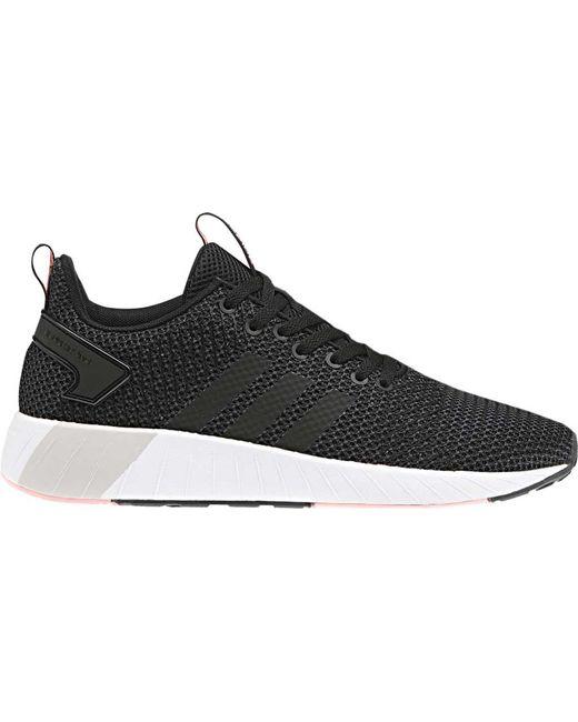 lyst adidas questar da scarpe da ginnastica in nero per gli uomini.