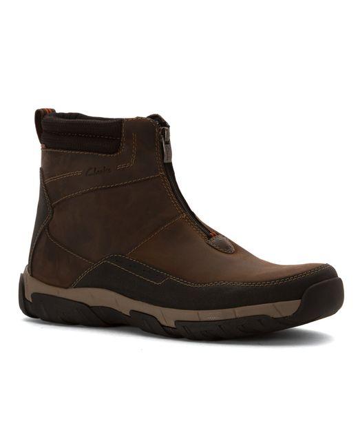 Clarks | Brown Clarks Originals Desert Trek Suede Shoes for Men | Lyst