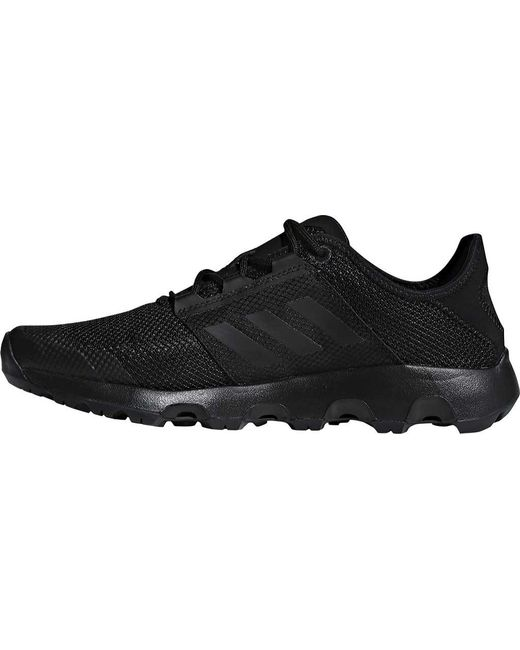 21384f732e398a ... Adidas - Black Terrex Climacool Voyager Boat Sneaker for Men - Lyst ...