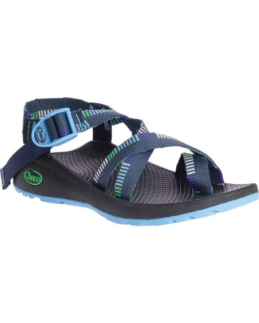 fb18f7bf86e8 Chaco - Blue Z cloud 2 Sandal - Lyst ...