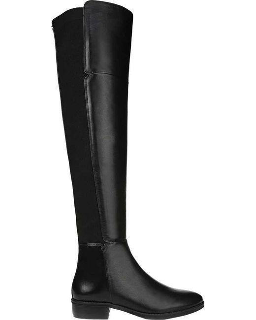 b334494ba92 Lyst - Sam Edelman Pam Over The Knee Boot (women) in Black - Save 69%