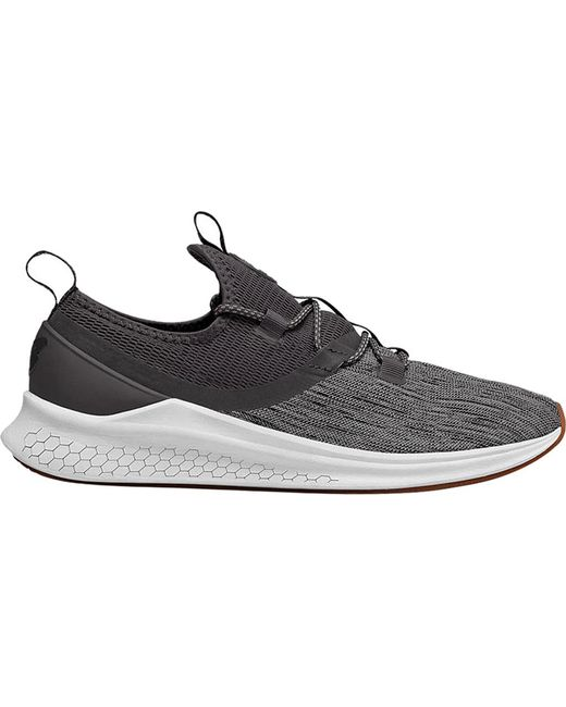 New Balance - Black Fresh Foam Lazr V1 Running Shoe for Men - Lyst