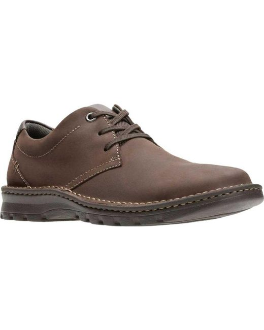 0b9d97fcef6e Clarks - Brown Vanek Plain Oxford for Men - Lyst ... Nike SB Zoom Stefan  Janoski OG Men s Skateboarding Shoe ...