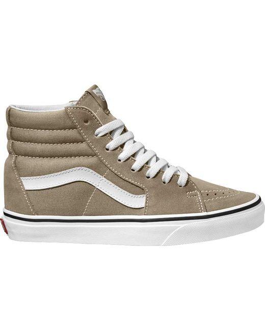 a1ab6cf262 Lyst - Vans Sk8-hi Top Sneaker in White for Men