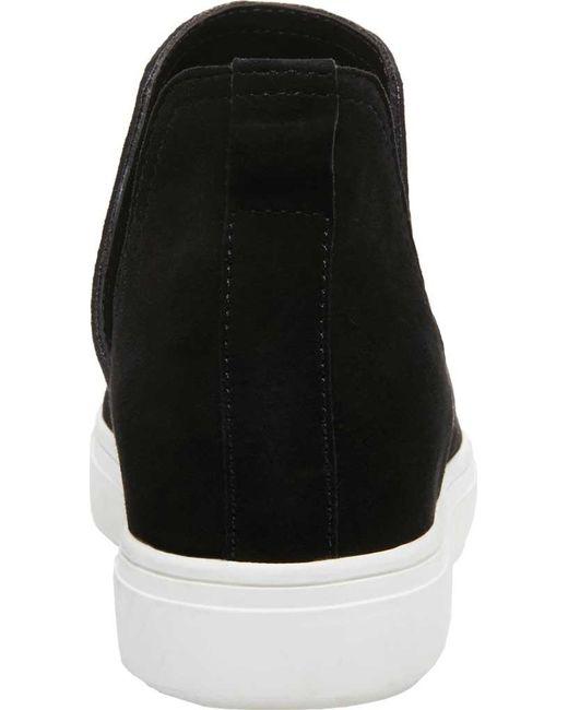 e6fe6f572dd ... Steven by Steve Madden - Black Canares Slip On Sneaker - Lyst ...