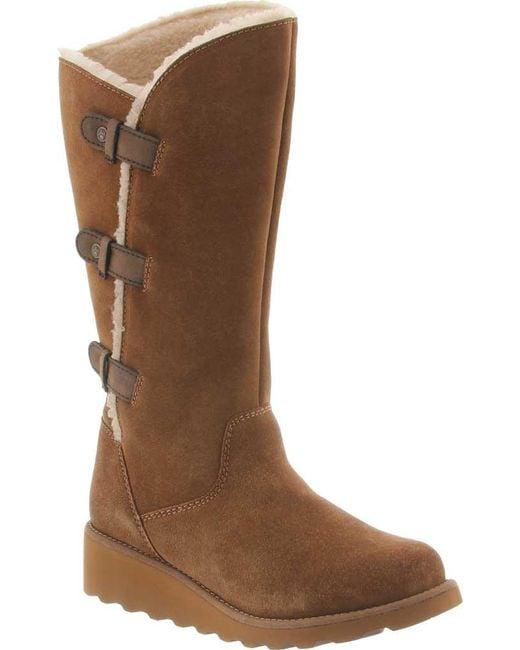 631a3a9d6d8 Women's Brown Hayden Tall Boot