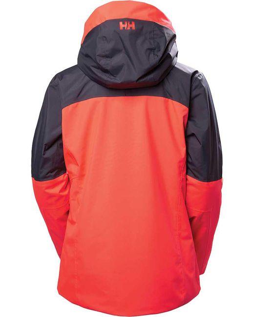 Helly hansen men's modi ski jacket