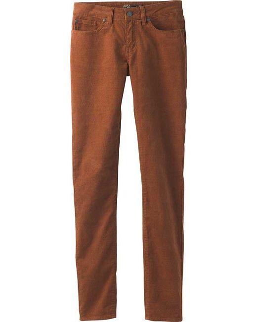 Prana | Brown Trinity Cord Pant | Lyst