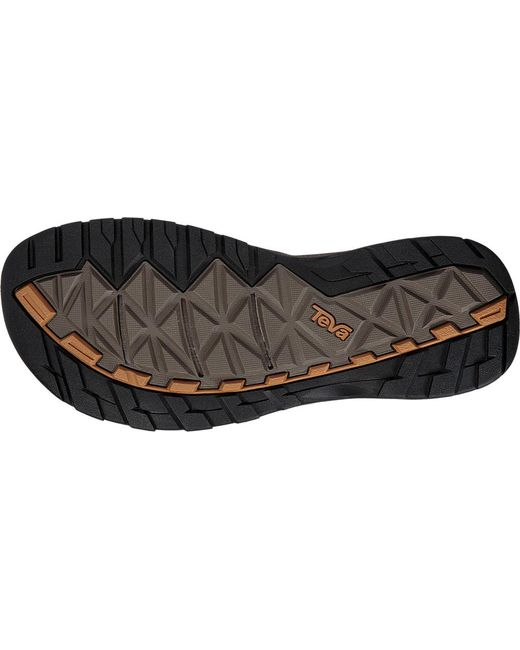 3040b85b7429 ... Teva - Black M Omnium 2 Sport Sandal for Men - Lyst