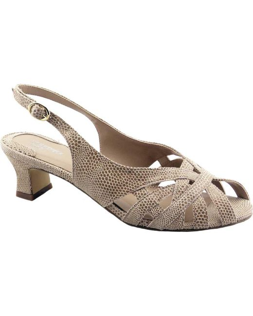 Ros Hommerson - Multicolor Pearl Slingback - Lyst