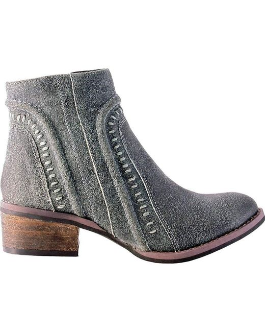 a5178362816 Nomad - Black Jameson Ankle Bootie - Lyst ...