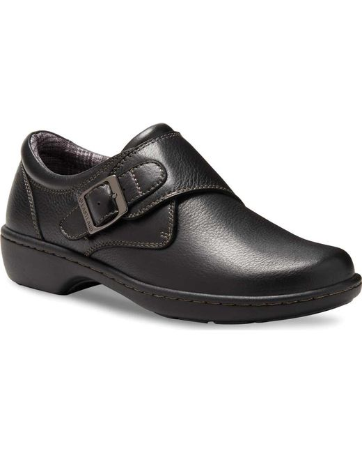 Eastland Anna(Women's) -Brown Leather