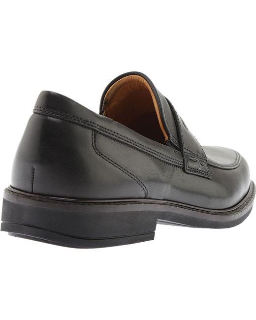 c467e757c20 ... Ecco - Black Holton Penny Loafer for Men - Lyst ...