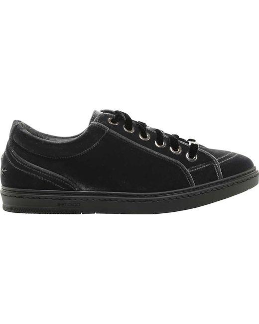 Jimmy choo Men's Cash Sneakers ZSsyCF1fj