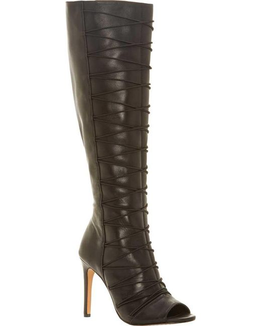 Vince Camuto - Black Kentra Heeled Boot - Lyst