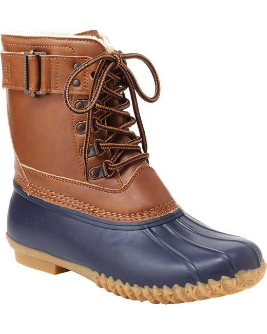 Jambu - Blue Jbu Ontario Mid Duck Boot - Lyst