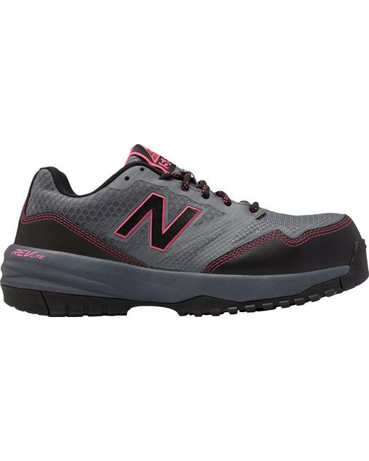 New Balance - Gray 589v1 Composite Toe Work Shoe - Lyst