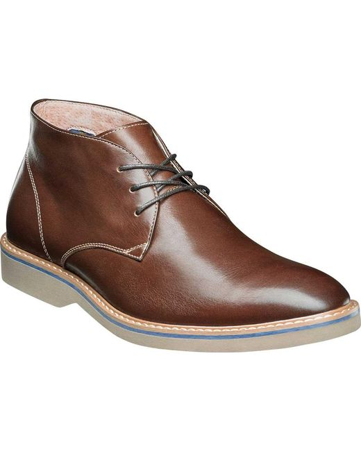 Florsheim - Brown Union Plain Toe Chukka Boot for Men - Lyst