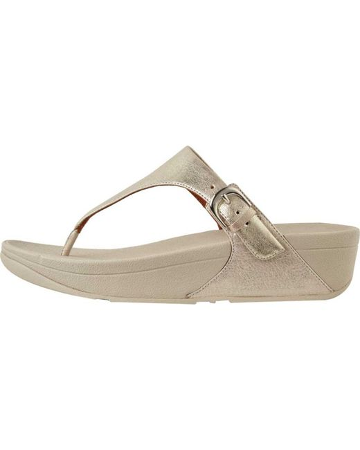 16597d17b4d813 ... Fitflop - Multicolor The Skinny Thong Sandal - Lyst ...