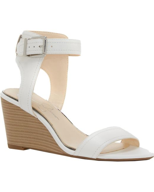Jessica Simpson - Multicolor Cristabel Wedge Sandal - Lyst