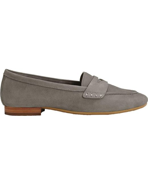 a6fa5964a42 Lyst - Aerosoles Map Out Penny Loafer in Gray - Save 22.471910112359552%