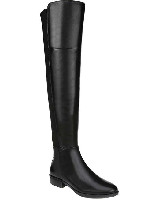 cdc51e551e4 Lyst - Sam Edelman Pam Over The Knee Boot (women) in Black - Save 69%