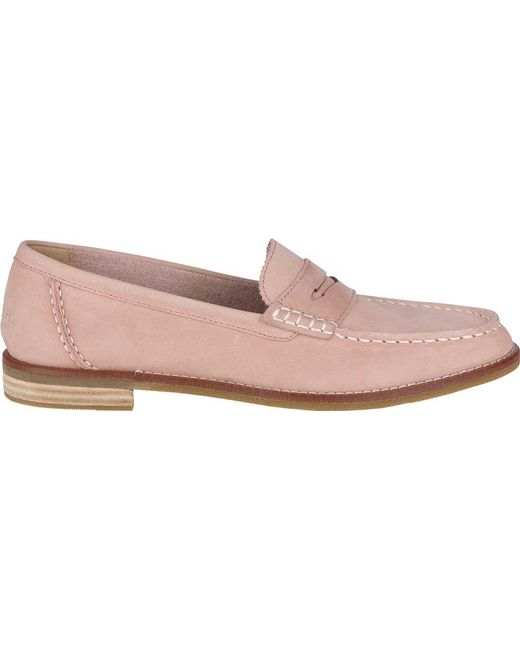 78a706cf2a3 ... Sperry Top-Sider - Multicolor Seaport Penny Loafer - Lyst ...