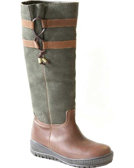 Otbt - Green Move On Snow Boot - Lyst