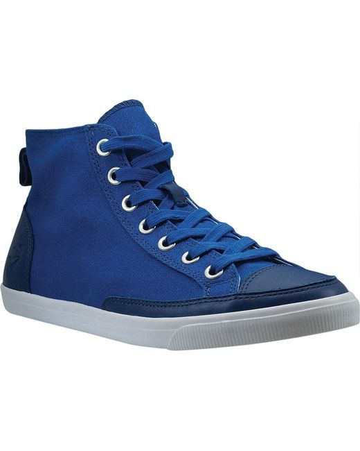Burnetie - Blue High Top Vintage for Men - Lyst