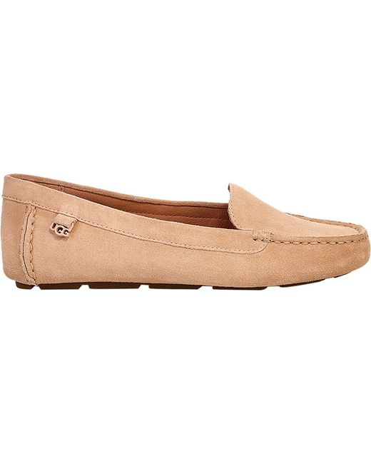 317f9531e66 Lyst - Ugg Flores Loafer in Brown