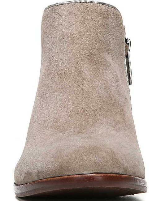 16e15be16b7d3 ... Sam Edelman - Multicolor Petty Bootie - Lyst ...