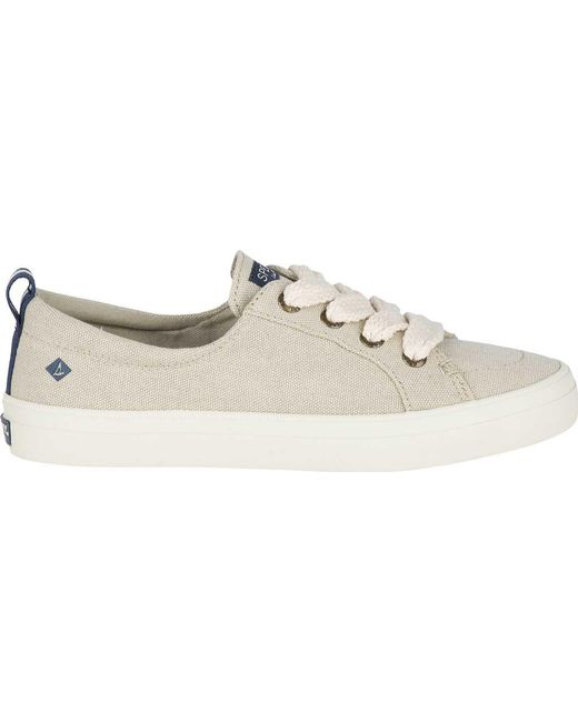Crest Vibe Chubby Lace Canvas Sneakers tEjYFg7SDp