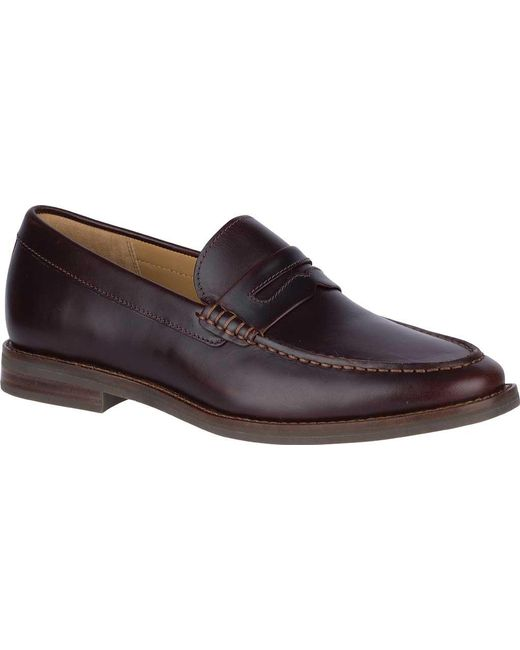 1a9aeb82531 Sperry Top-Sider - Multicolor Gold Exeter Penny Loafer for Men - Lyst ...