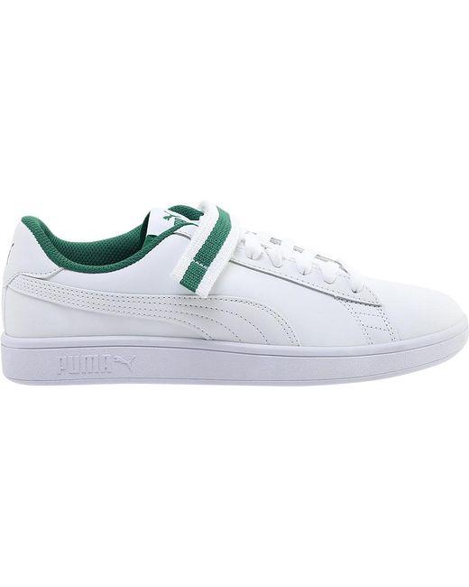 953a39ca7132 Lyst - PUMA Smash V2 V Fresh Sneaker in White for Men - Save 47%