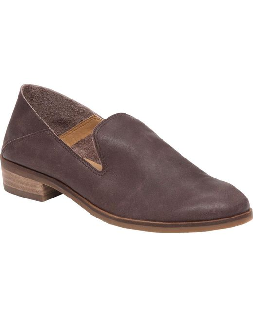 Lucky Brand | Brown Cahill Loafer | Lyst