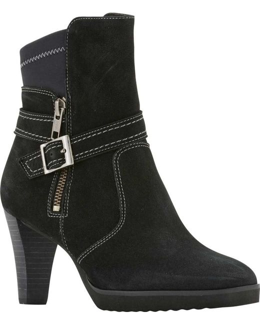 Walking Cradles - Black Tacoma Bootie - Lyst