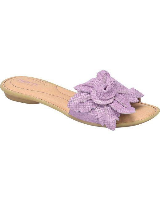 Born Mai Floral Slide (Women's) XbVxU