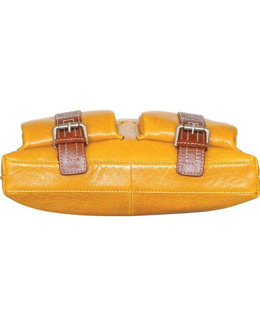13a4df92ac02 ... Nino Bossi - Multicolor Ruthie Leather Crossbody Bag - Lyst