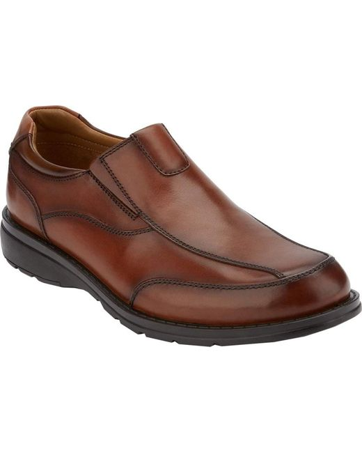 Dockers - Brown Fontana Slip On for Men - Lyst